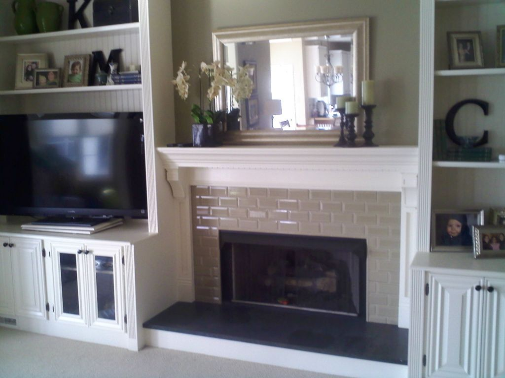 Wonderful MKI Custom Trimwork and Painting - Fireplace Mantels & Built-in  UW99
