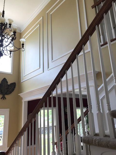 Mki Custom Trimwork And Painting Interior Molding Upgrades