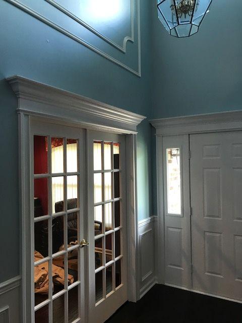 Mki Custom Trimwork And Painting Interior Molding Upgrades