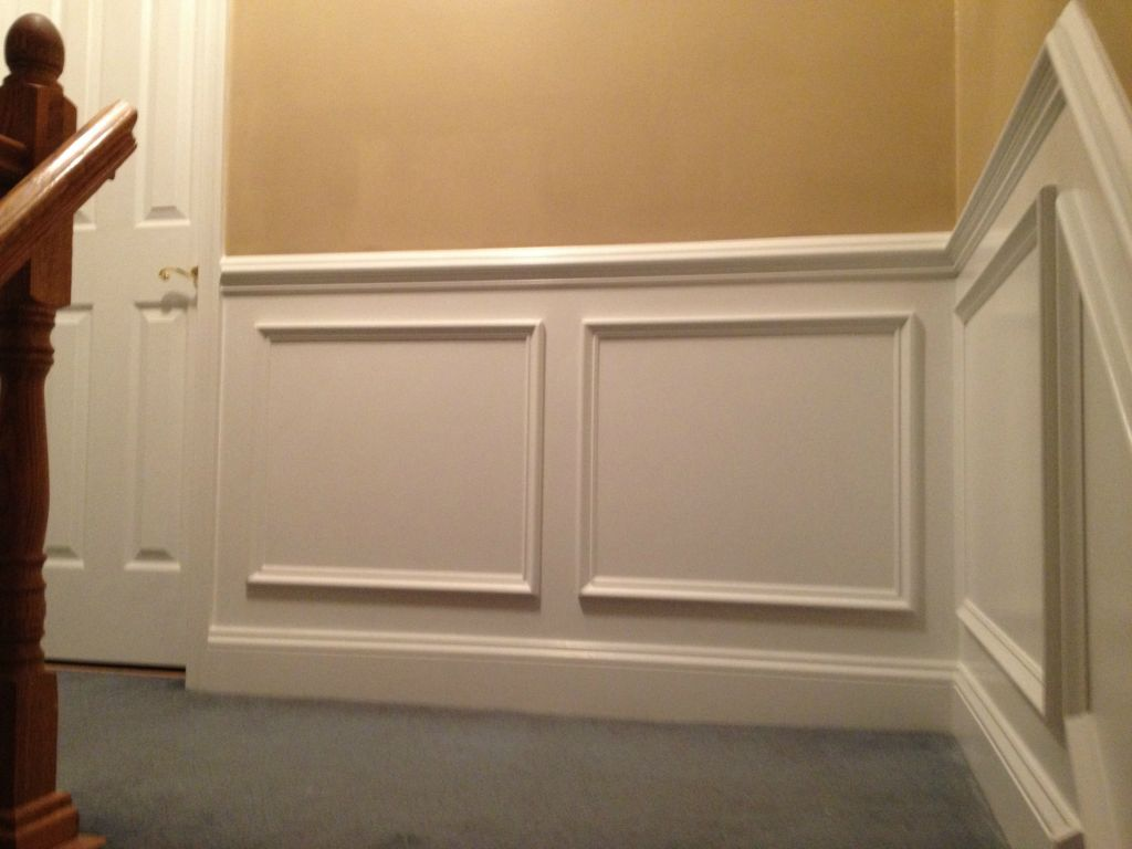 Mki Custom Trimwork And Painting Wainscoting