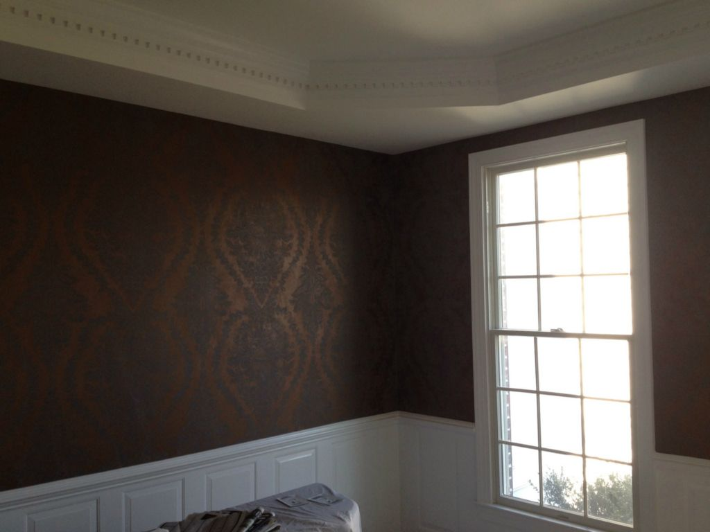 Unique Wall Finishes : Mki custom trimwork and painting wallpaper removal